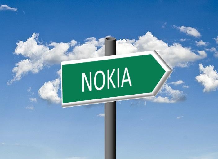 Nokia drogowskaz